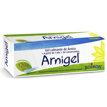 Arnigel 120gr, Proporciona un Efecto Calmante.