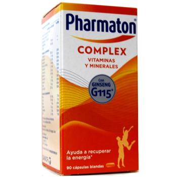 Pharmaton Complex, 90capsulas.
