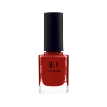 Mia Esmalte de Uñas 5free, 11ml, Poppy Red.