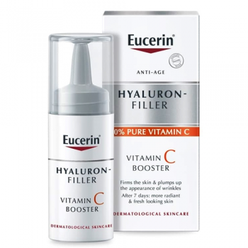Eucerin Hyaluron Filler Vitamin C Booster 8 ml.