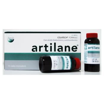 Artilane 15 viales monodosis.