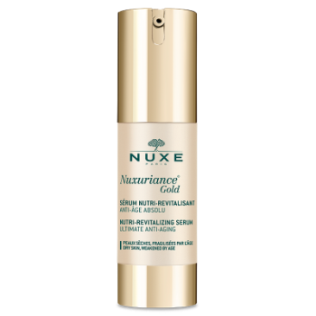 Nuxe Nuxuriance Gold - Serum Nutri-Revitalizante, 30ml.