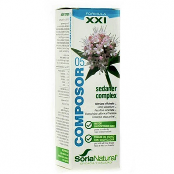 Soria Natural |Composor 5|Sedaner Complex| 50ml.