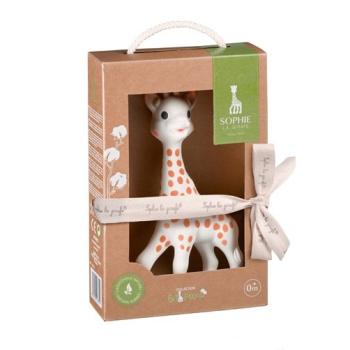 Sophie la Girafe So'pure Estuche Regalo de Cartón Reciclado.