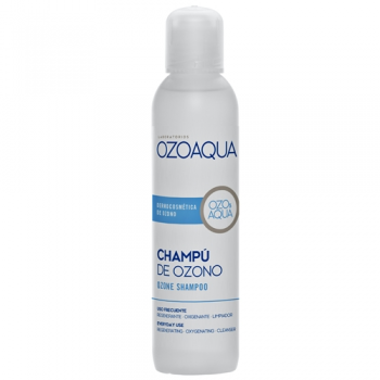 Ozoaqua - Champú de Ozono; 250ml.
